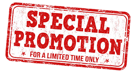 special promotions Calgary Dealership